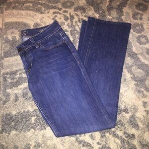 DL1961 Cindy Bootcut Jeans Size 27